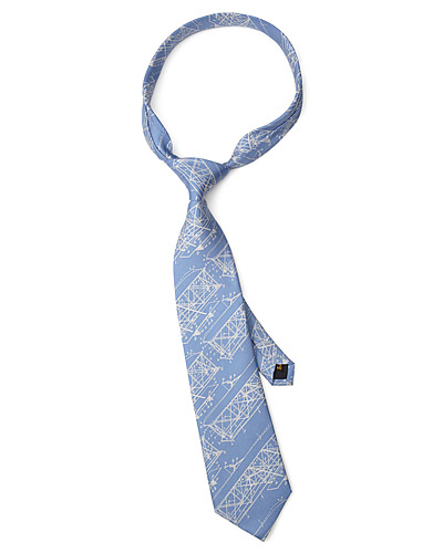 WRIGHT BROTHERS TIE