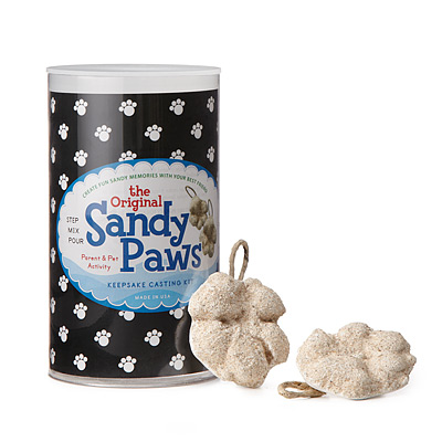 SANDY PAWS PRINT KIT
