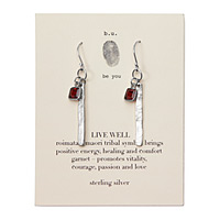 LIVE WELL EARRINGS