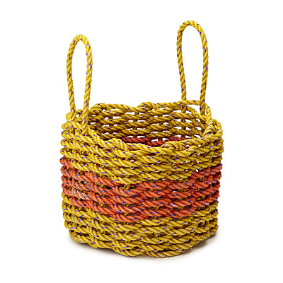 LOBSTER ROPE BASKET