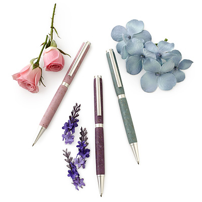 GARDEN PENS FLORAL COLLECTION