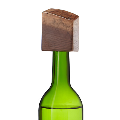 LIVE EDGE BOTTLE STOPPER