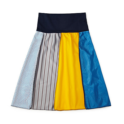 SPORTY UNIFORM SKIRT