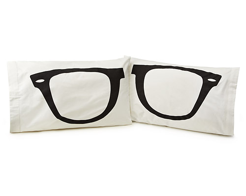 EYEGLASS PILLOWCASE - SET OF 2