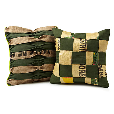 HAND-WOVEN GUATEMALAN PILLOW COVERS