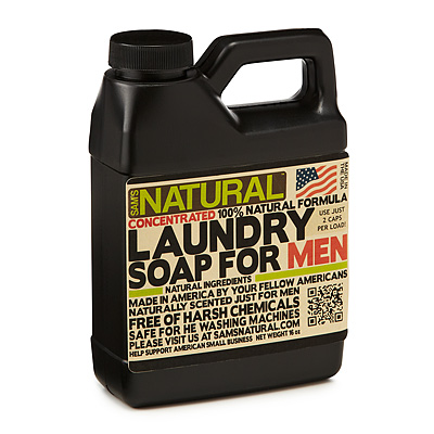 LAUNDRY SOAP FOR MEN