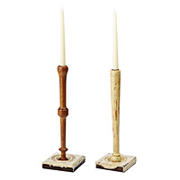 Spindle Candlestick