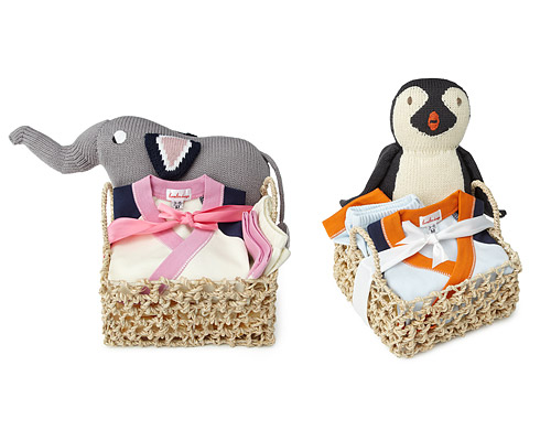 BABY SHOWER BASKET -
