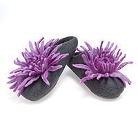 Felted Mum Slippers