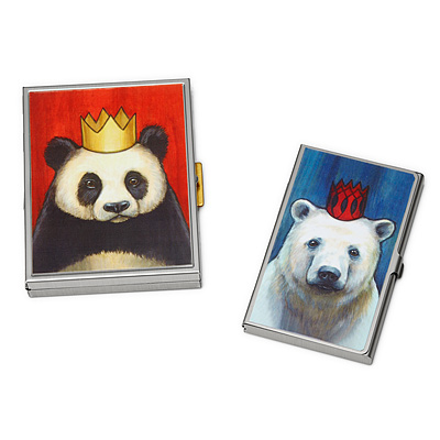 ROYAL PANDA AND POLAR BEAR CASES