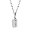 Personalized ZIP Code Necklace