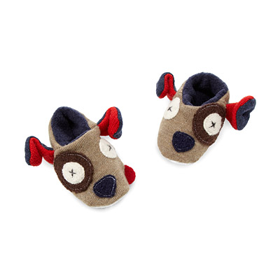 BABY PUPPY SLIPPERS