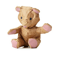 Crumple - the Make-It-Yourself Bear