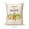 Personalized Storybook Pillow - Brave