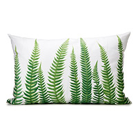 Photobotanicus Fern Statement Pillow