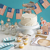 Printable Party Kit - History Buff