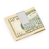 Penny Saved Money Clip