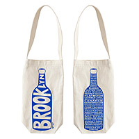 Single Wine Tote - Cities