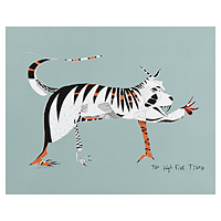 THE HIGH FIVE TIGER - SETH ANDERSON