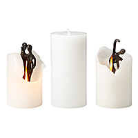 Dance and Embrace Spirit Candles