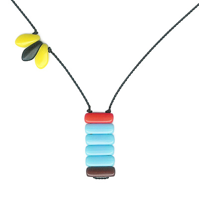 STACKING LINE NECKLACE