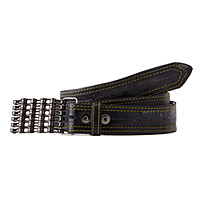 BIKE TUBE BELT WITH ROLLER CHAIN BUCKLE