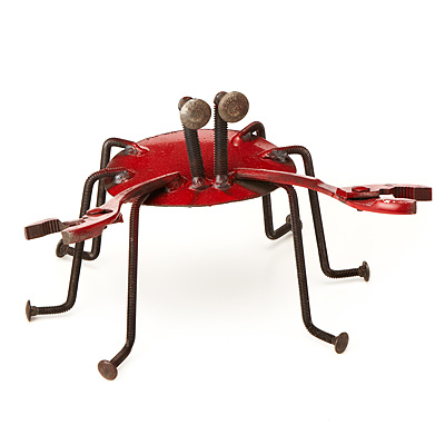 CRAB GARDEN SCULPTURE