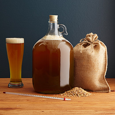 WEST COAST IPA BEER BREWING KIT