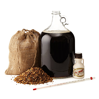 VERMONT MAPLE PORTER BEER BREWING KIT