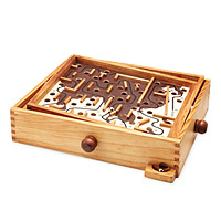 Marco Polo's Labyrinth Game