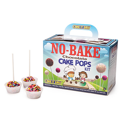 NO BAKE CAKE POP KIT