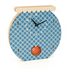 Fishbowl Pendulum Clock