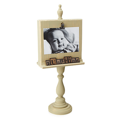 BABY SHOWER PEDESTAL FRAME