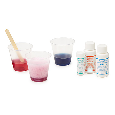 KID'S EDIBLE CHEMISTRY KIT