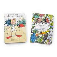 If I Could Be... Children's Books - Set of 2