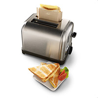 Toaster Grilled Cheese Bags