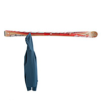WALL MOUNTED SKI COAT RACK