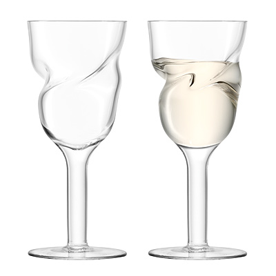 HELIX WINE GLASSES - SET OF 2