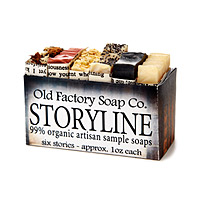 STORYLINE SOAP SAMPLER GIFT SET