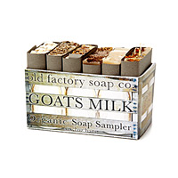 GOATS MILK SOAP SAMPLER SET