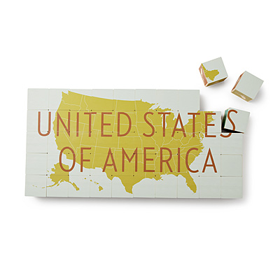 UNITED STATES OF AMERICA BLOCK SET
