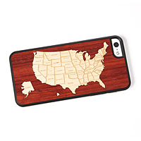 USA MAP PHONE CASE