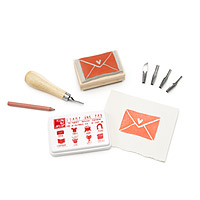 Carve-A-Stamp Kit