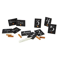 Slate Place Card Set