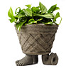 Feet and Tail Pot Feet - Set of 3