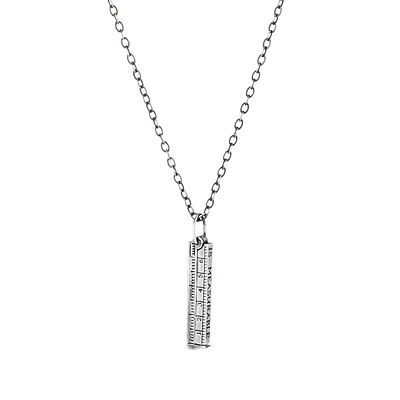 SLIDE CALIPER NECKLACE