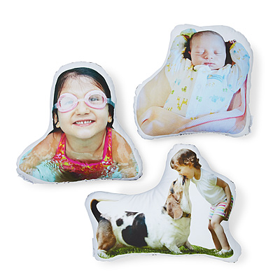 PICTURE YOUR BABY PILLOWS