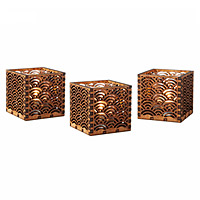 Sunscreen Mini Lanterns - Set of 3
