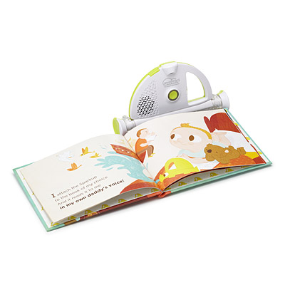 ELECTRONIC STORY TIME READER
