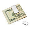 Stainless Steel 8GB USB Money Clip